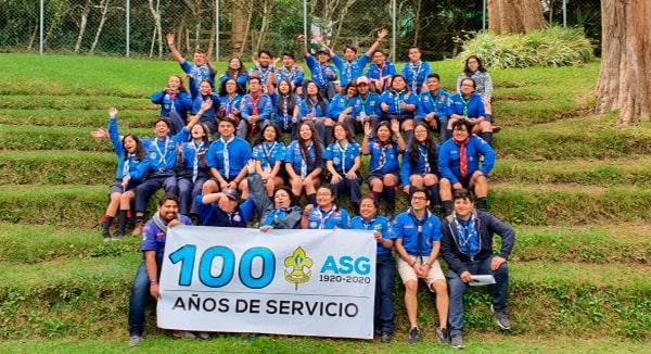 Aniversario-de-100-años-Guatemala-Scouts, foto World Scouting