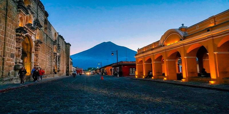 Municipio de Antigua Guatemala, Sacatepéquez