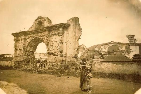 Antigua Guatemala, fundación y territorio