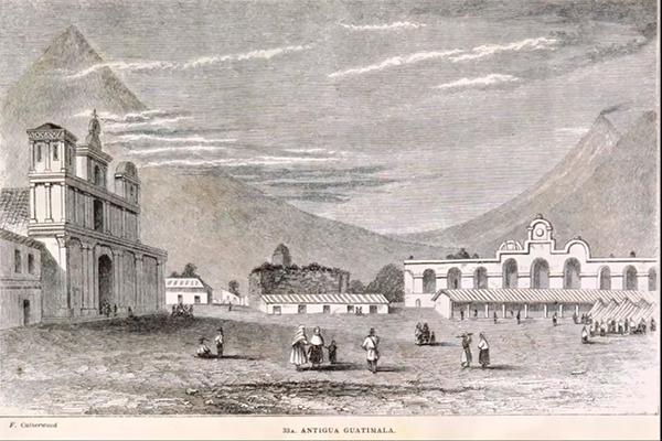 Antigua Guatemala, fundación