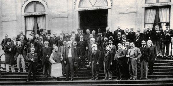 Asamblea histórica ONU, foto UNESCO