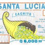 Historia del primer sorteo de Lotería Santa Lucía en Guatemala