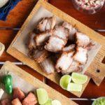 Cómo preparar carnitas de cerdo y pollo