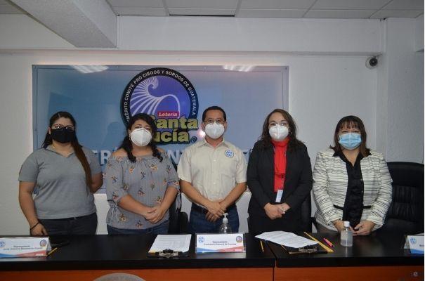 Comité jurado de revisión Lotería Santa Lucía