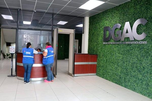 DGAC - Oficinas, imagen por pdh