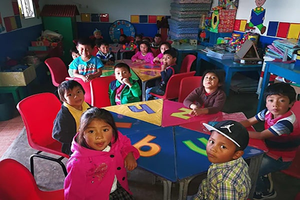 Educación preprimaria Guatemala