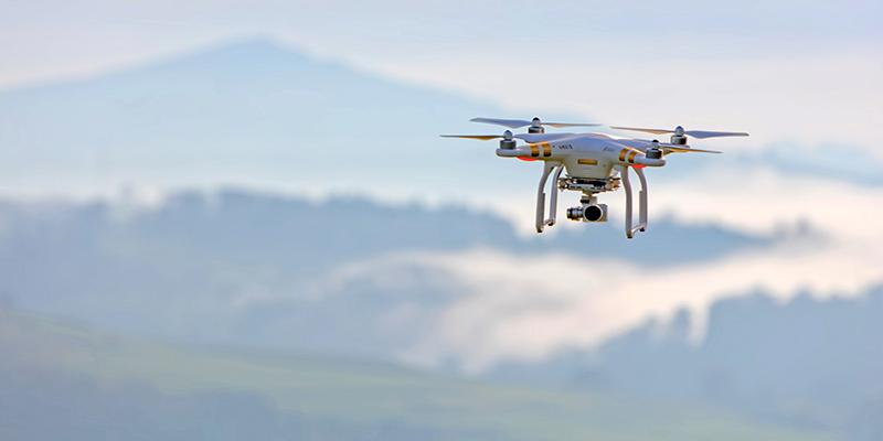 El registro de dron en Guatemala es importante para llevar el control y manejo de naves aeronáuticas foto Ricardo Gomez angel
