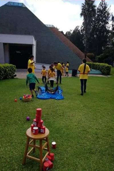 Fotografías del museo de los niños Guatemala, diversión