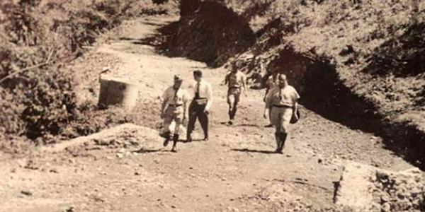 Fotos antiguas scout - 100 años