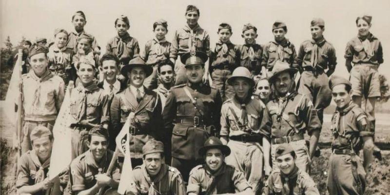 Grupo Scout Totonicapán, 1930
