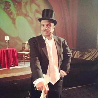 Guillermo Monsanto, actuación de magia 2014