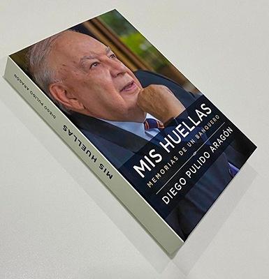 Libro Mis huellas memorias de un banquero