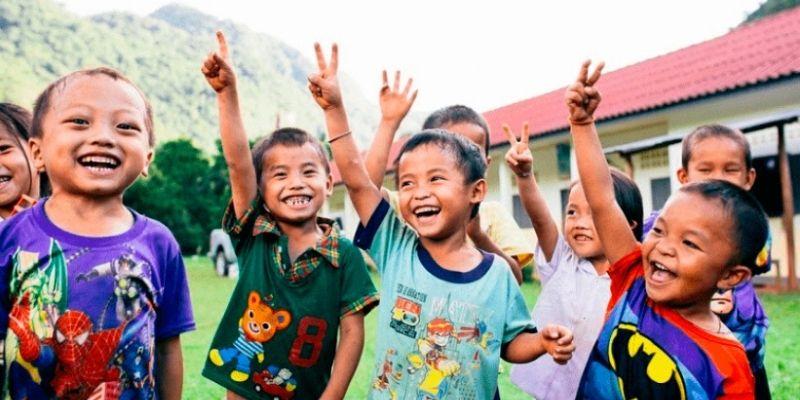 Niños de Guatemala, foto meadowwalker