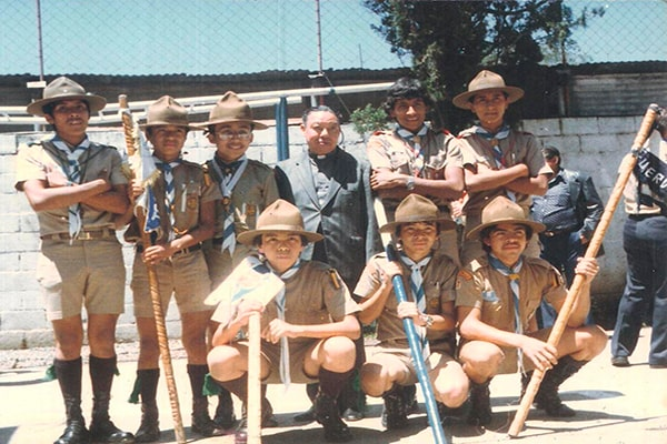Patrulla Antigua Guatemala, Grupo scout no 7