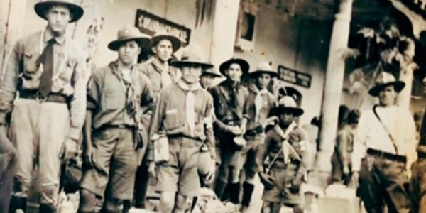 Primeros scouts de guatemala - 1927