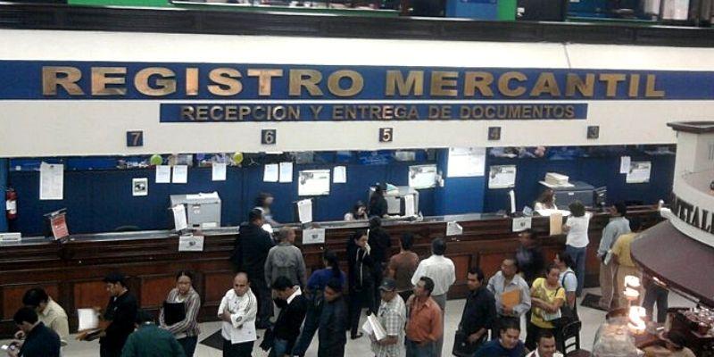 Registro mercantil de la República de Guatemala