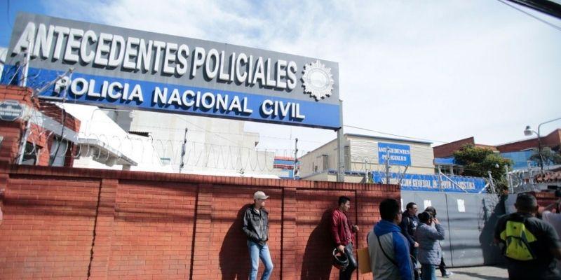 Sede de zona 9, Gobierno de Guatemala