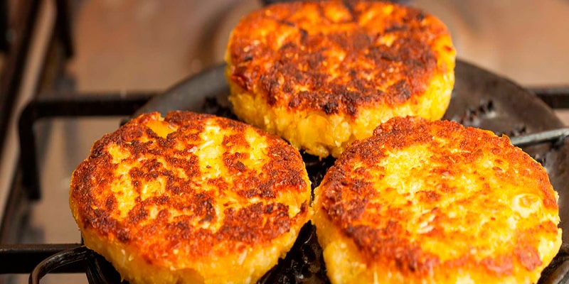 Tortitas de yuca - maseca
