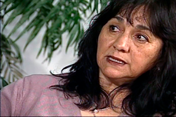 Biografía Aida Toledo, Foto - Agulha Revista de Cultura