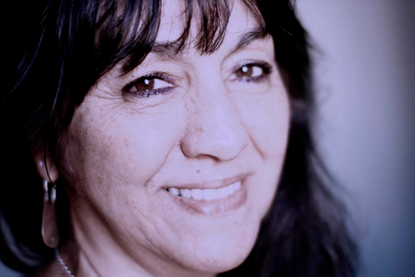 Biografía Aida Toledo, Foto - Z. Noriega