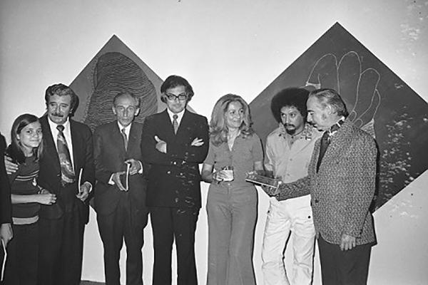 Biografía de Ana María Rodas, 1973 - Foto Ana María Rodas