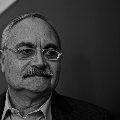Biografía de Dante Liano - Foto Festival de literatura de Copenhague
