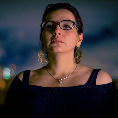 Biografía de Denise Phé-Funchal, Anabelle Phefunchal - Foto Herbert Mariano Toaspern