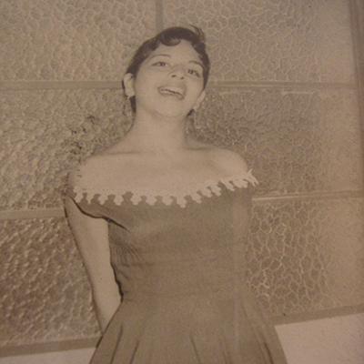 Biografía de Denise Phé-Funchal, a sus 20 años - Foto Denise Phé-Funchal