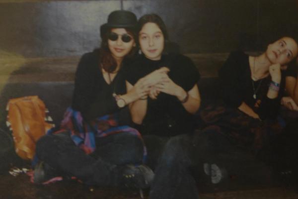 Biografía de Denise Phé-Funchal, etapa universitaria, amistad- Foto Denise Phé-Funchal
