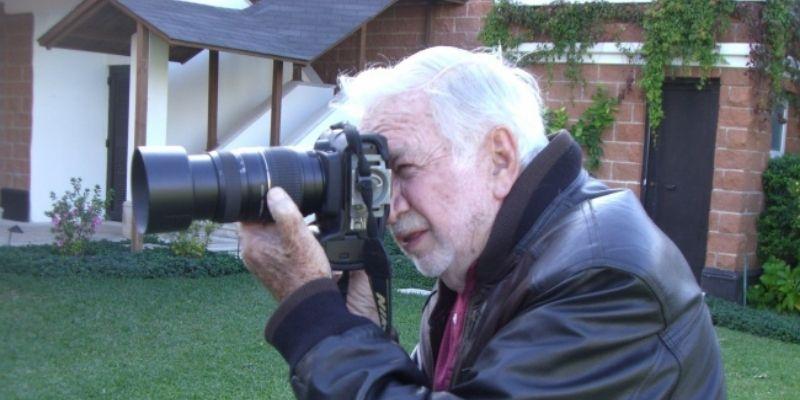 Biografía de Ricardo Mata, fotógrafo guatemalteco