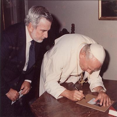 Biografía de Ricardo Mata y Juan Pablo Segundo - Foto Jorge Palmieri