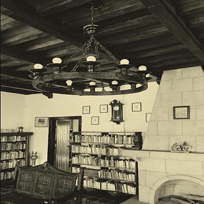 Casa Flavio Herrera, 200 libros de Flavio Herrara -Foto Magíster Ondina Rosales