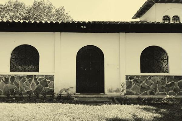 Casa Flavio Herrera, entrada principal -Foto Magíster Ondina Rosales