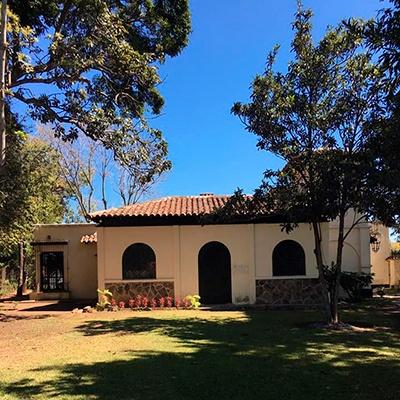 Casa Flavio Herrera, foto por Casa de la Cultura Flavio Herrera