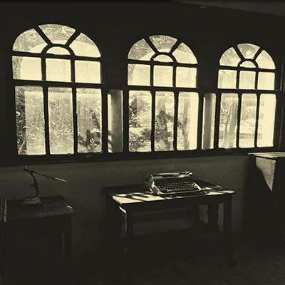 Casa Flavio Herrera, orden del quetzal 1960, Foto Magíster Ondina Rosales