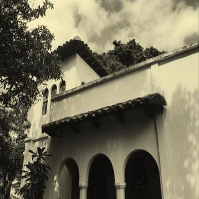 Casa Flavio Herrera, pórtico, Foto Magíster Ondina Rosales