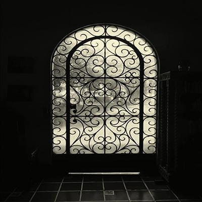 Casa Flavio Herrera, puerta -Foto Magíster Ondina Rosales