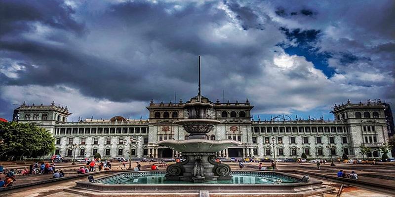 Constitución Política de la república de Guatemala, Foto. @feralgoes