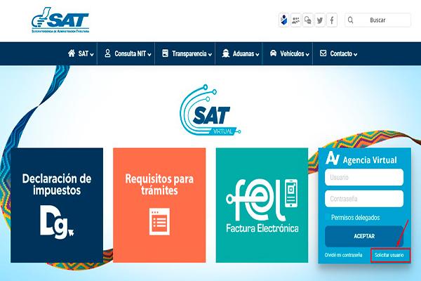 Habilitación de libros declaraguate, Agencia Viruta, Foto. SAT
