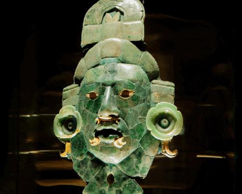 Historia de las máscaras de madera, Foto - Revista Explore