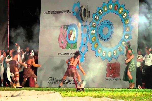 Historia del 13 baktún en Guatemala - Foto Gerson Miranda