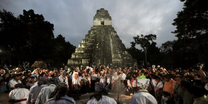 Historia del calendario maya 13 baktún