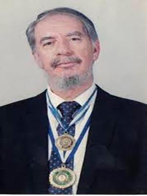 Historia del Premio Nacional de Literatura Miguel Ángel Asturias, Luis Alfredo Arango - Foto Colegio Internacional Montessori