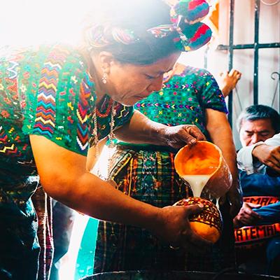 Historia del miércoles de chilate, servicio - Foto @haniellopezphoto