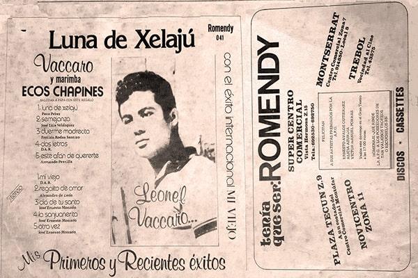 Hugo Leonel Vaccaro, artista guatemalteco, - Foto Romendy de Guatemala, el dominguero