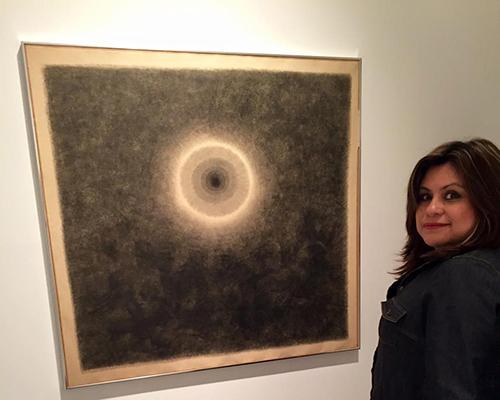 Jessica Masaya, escritra Guatemalteca - Foto Sol del Río
