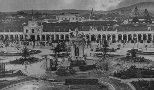 La primera constitución de Guatemala - Foto Blog Pueblo Historia