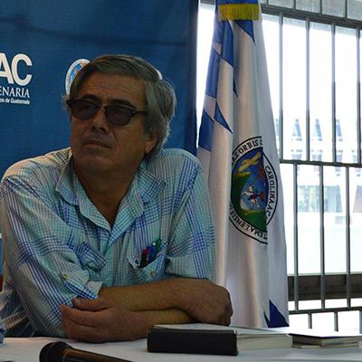 Luis Perdomo Orellana, biografía - Foto SOY USACC