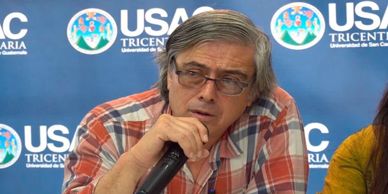 Biografía de José Luis Perdomo Orellana, escritor guatemalteco