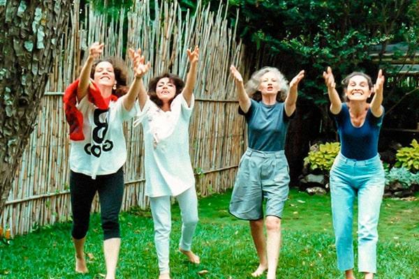 Margarita Azurdia, biografía, danza grupal, Foto - @margarita_azurdia